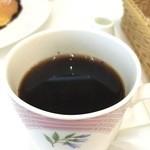 幸せのパンケーキ - マグカップで出てくるコーヒー +350円