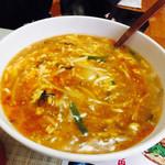 利来 - サンラーメン刀削麺