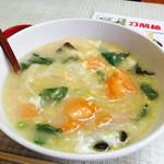 利来 - トマトラーメン刀削麺
