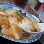 大雄 - お祝い激辛中華丼