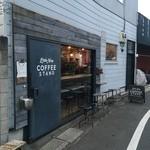 リトルナップコーヒースタンド - 店舗外観