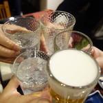 九州まる - 乾杯!!