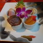 ブリーズ オブ チャイナ バーチランド - 料理写真:前菜盛り合わせ