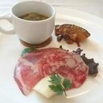 イタリア料理のお店 ラ サラ  - 前菜