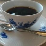 イタリア料理のお店 ラ サラ  - コーヒー(ナルミのカップだったよ)