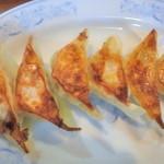 十八代目 哲麺 - 餃子