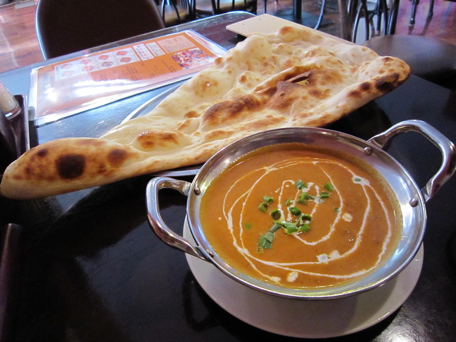 インド料理 サフラン