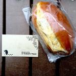 ぱんやのパングワン - オムレツサンド