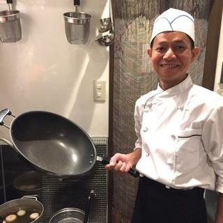 タイ・イサーン出身の料理人