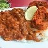 タンドリーチキンカレーライス * ドリンク付   Tandoori Curry Rice