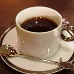 鳥のいるカフェ - 珈琲