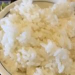 46779241 - 白いご飯(大盛り無料)