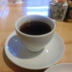 世界食道 - ホットコーヒー
