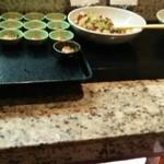 オールデイブッフェ コンパス - 煮豆