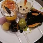 オールデイブッフェ コンパス - デザート