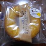しばうま本舗 - バナナ焼きドーナツ(パッケージ)