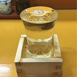 天ぷら 筧 - 日本酒(米極)