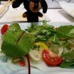 森さん家 - イカのカルパッチョ