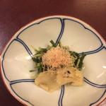 人形町今半 新宿第一生命ビル店  - 前菜