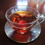 パパチャチャ - ランチサービスでお願いした 紅茶。