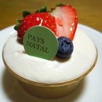PAYS NATAL - ケーキ5