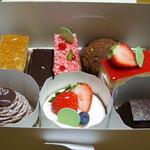 PAYS NATAL - ケーキたち