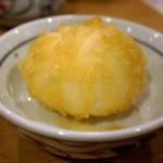 46787064 - 期間限定・半熟玉子天ぷら 100円=16年1月
