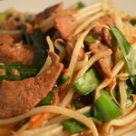 中国家庭料理 聚 - レバ炒め