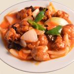 中国家庭料理 聚 - 酢豚