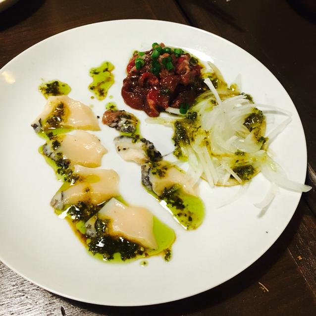 貝グリル&ワイン 東京シェルモアナ