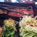 焼肉レストラン徳寿 - カルビ定食