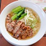バーミヤン - 香港式叉焼麺