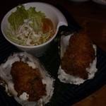 海鮮&ダイニング トルバドール - 華牡蠣フライ