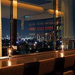 チャオサイゴン - ホテル最上階からの夜景を眺めつつ 美味しいベトナム料理を・・