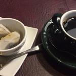 ビストロビカーサ - ゴマプリン&コーヒー
