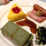 46793212 - 柿の葉寿司や奈良漬け