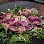 JAPANESE  DINING 無花果 - 鳥ももたたき