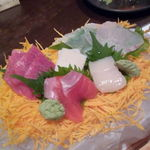 JAPANESE  DINING 無花果 - 刺身盛合せ