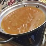 勝太鼓 - ちゃんこ鍋スープ♪