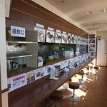 ニコニコ食堂 - 店内