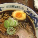 めん蔵 - 醤油ラーメン ¥700 アップ