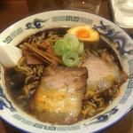 めん蔵 - 醤油ラーメン¥700