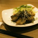 レイス - 白身魚のエスカベッシュ