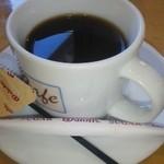 のも - 食後のホットコーヒー