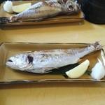 のも - 焼き魚
