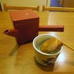伍法 - 蕎麦湯