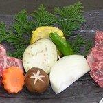 468586 - 網焼きの肉