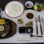 468589 - 信州牛ロースステーキセット