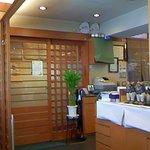 菊寿司 - 清潔な感じの店内