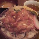秋田料理 まさき - ねぎとろ丼